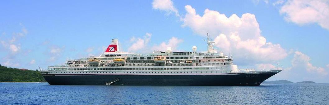 N South American Discovery Fred Olsen Boudicca From Pp - Boudicca cruise ship itinerary