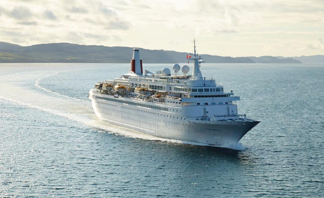 Nights Scenic Spain With FredOlsen Cruise Lines From Only Pp - Boudicca cruise ship itinerary
