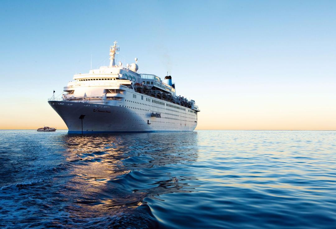 N Hellenic Classics Onboard Thomson Dream From Pp Inc Flights - The thomson dream cruise ship