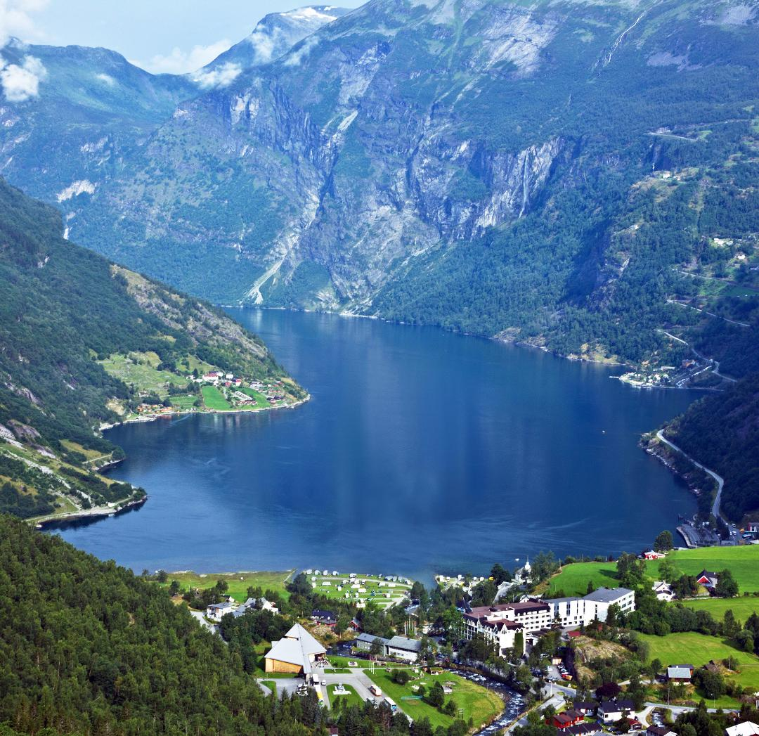 7nts Norwegian Fjords Princess Cruises Crown Princess From 163 749pp