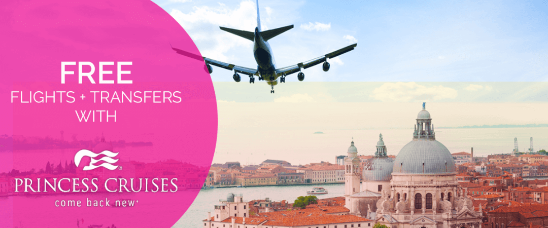 Fly cruise deals 2018